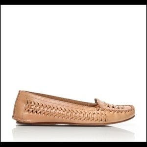 Tory Burch Brown Nadia woven moccasins brown 5
